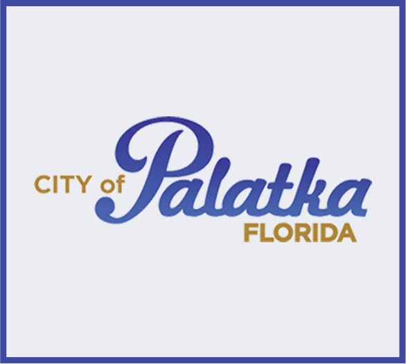 City of Palatka Florida Logo